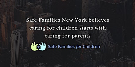 Safe Families for Children Training tickets