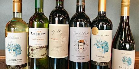 Wine Tasting - Taste of Chile tickets