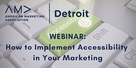 How to Implement Accessibility  in Your Marketing tickets