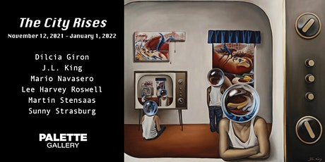 """""""The City Rises"""" Opening Reception tickets"""