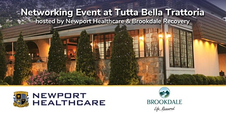Join Newport Healthcare & Brookdale Recovery for an evening of connection! tickets