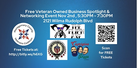Veteran Owned Spotlight and Networking Event tickets