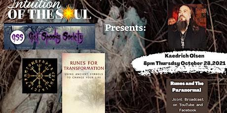 Runes for Transformation  Paranormal Investigation tickets