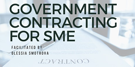 Government Contracting for SME tickets