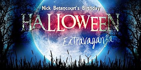 Nick Betancourt's Birthday Halloween Extravaganza at the DCOTA tickets