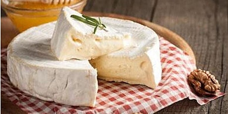 LEARN TO MAKE BRIE - A Bloomy rinded cheese & tasting tickets