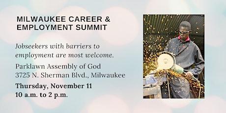 Milwaukee Career & Employment Summit tickets