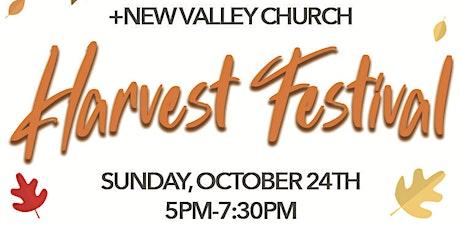 +NVC Harvest Festival tickets