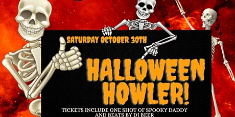 Electric Bicycle Brewing - Halloween Howler tickets