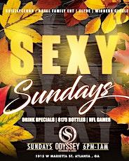 Sexy Sundays @ Odyssey Lounge tickets