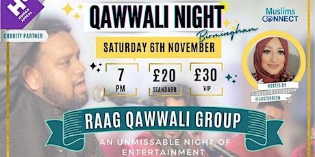 Qawwali Night tickets