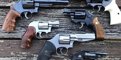 Practical Revolver tickets