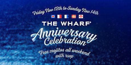 Anniversary Celebration at The Wharf Miami - Day 3! tickets