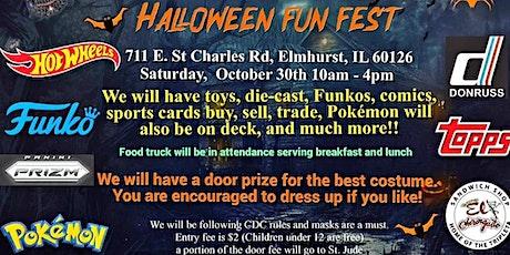 Halloween Fun Fest tickets