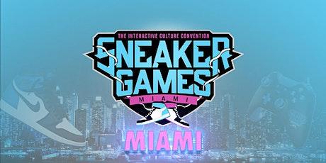 Sneaker Games Miami 2022 tickets