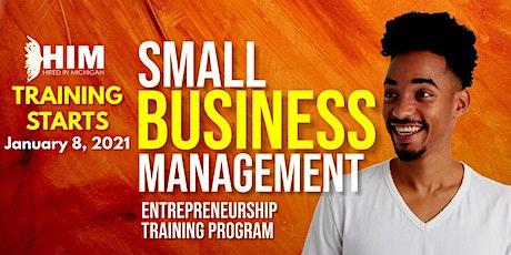 Entrepreneurship Training - Orientation Meeting tickets