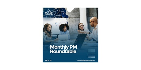 Monthly PM Roundtable tickets