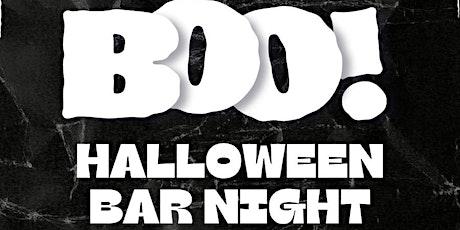 BOO! Halloween Bar Night @ The Docks tickets