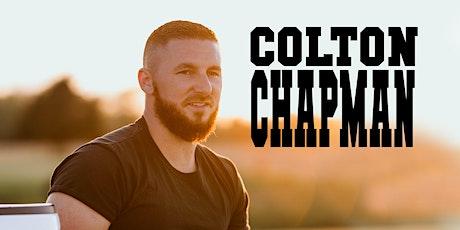 COLTON CHAPMAN tickets