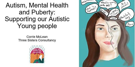 Autism, Mental Health and Puberty - webinar for education staff tickets