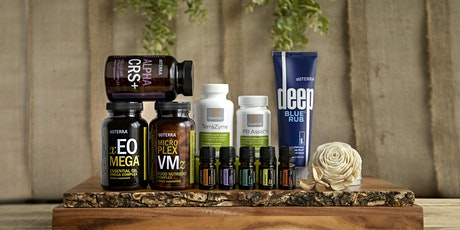 Empowered Wellness with Essential Oils tickets