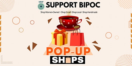 BIPOC & Women-Owned Holiday Pop-Up Shop tickets