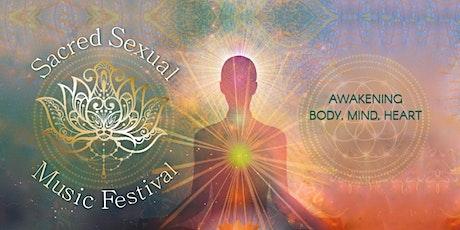 Sacred Sexual Music Festival - LIVESTREAM tickets