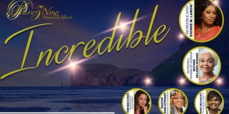PharezNow presents: Incredible Womens' Conference tickets
