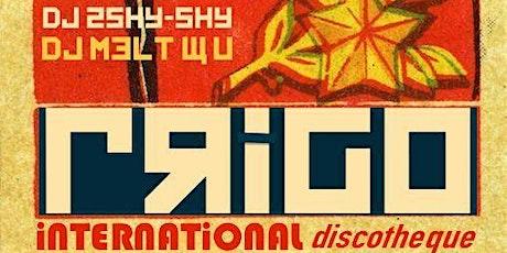 FRiGO-iNTERNATiONAL DiSCOTHEQUE tickets