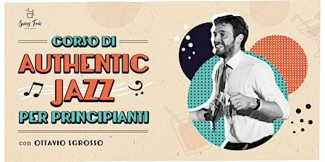 Corsi di Solo Jazz & Charleston a Napoli. Lezioni di prova gratuite biglietti