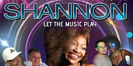 SHANNON LIVE @ BLACKSTONE tickets