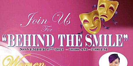 Behind the Smile tickets