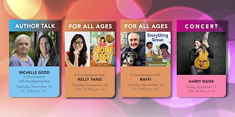 Signature Series Author Talk: In Conversation with Kelly Yang (8+) tickets