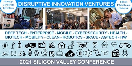 2021 Disruptive Innovation Ventures tickets