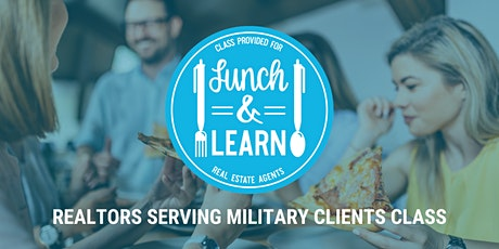 Free In Person Realtors Serving Military Clients Class - Pismo Beach, CA tickets
