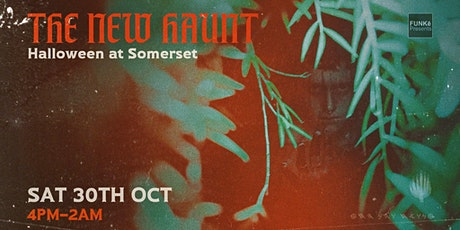 The New Haunt: Halloween at Somerset tickets