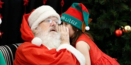 Sensitive Santa at Mill Park Library tickets