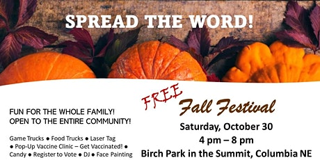 Brookland Baptist Northeast's Fall Festival tickets