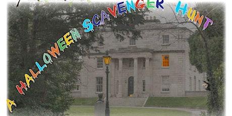 Halloween Scavenger Hunt tickets