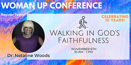 Woman Up Conference -10th Anniversary tickets