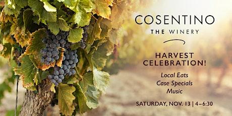 Cosentino Harvest Celebration tickets