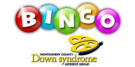 MCDSIG Bingo Night tickets