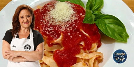 Create & Sip: Pasta Master with Nonna G tickets