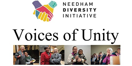 """Tenth Annual Needham Diversity Summit   -   """"Voices of Unity"""" tickets"""