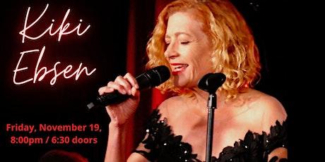 "Kiki Ebsen Presents: ""A Night of Original Music"" tickets"