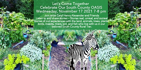Let's Come Together  and Celebrate Our South County OASIS tickets