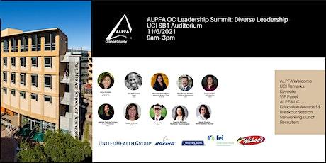 ALPFA OC - 2021 Leadership Summit tickets