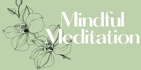 Mindful Meditation: Free workshop to help relieve stress tickets