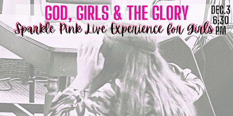 Sparkle Pink Live Christmas for Girls tickets
