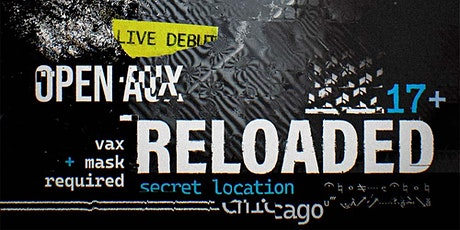 """Reset Presents: """"Reloaded"""" w/ special guests tickets"""